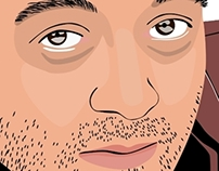 Lucky Ali Illustration
