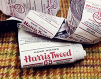 Harris Tweed commission for Monocle Magazine