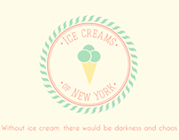 ice creams of new york [WIP]
