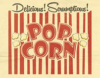 Boy Scouts Popcorn Sign