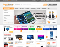 Hepsi Bana E-Commerce