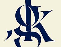 Caligo Typeface