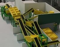 Turmec Waste Handling Facility, Sydney, Austrailia.