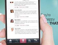 Cover Girl Mobile UI Video - Model Metrics