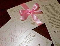 Jaclyn Wedding Stationery