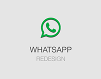 WHATSAPP REDESIGN
