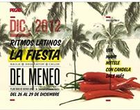 PEGAO. Festival de ritmos latinos - 01