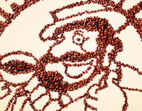Poster for Mr. Brown Coffee