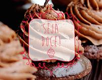 SEJA DOCE! - site