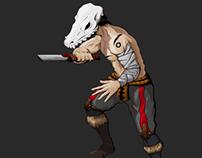 Skull Hunter - Cráneo Cazador