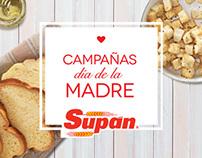 Campañas Día de la Madre Supán