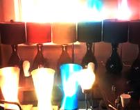 Table Lamp Light Show - Case Study