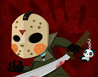 Jason Voorhees Fan Art
