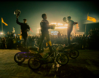 India Bike Week - GQ India