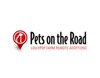 Pets on the Road Logo