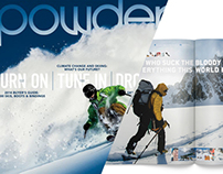 Backcountry.com - 2013 Powder Ad