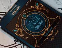 GucciTron Phone Theme