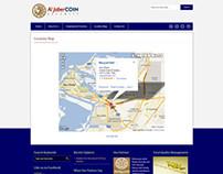 Aljaber Coin Security Website | Abu Dhabi