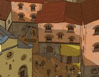 Places, Buildings, Houses