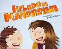Helado de mandarina - Short movie poster
