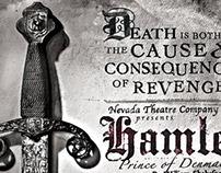 """Summerlin """"Hamlet"""" Poster"""