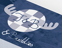 Business Cards - Tom & Buddies Brand