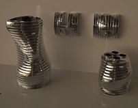 ALESSI Bathroom Accessories Sets