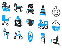 Childhood Icons