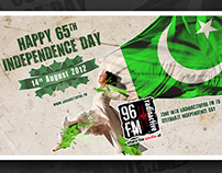 Pakistan Independence Day E-flyer