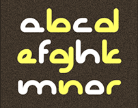 AT Tasbaqa: A cute font.