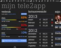 Tele2 Windows Phone app