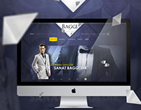 BAGGİ MENSWEAR design