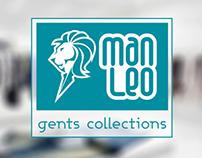 Branding of Man Leo