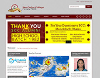 San Carlos College Official Website