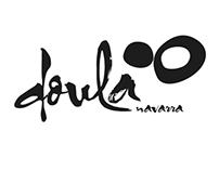 Logo Nafarroako Doulak