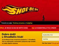 ShoeBeDo Website and Community