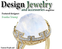 Design Jewelry and Accessories Magazine