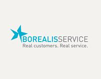 Borealis Service Website