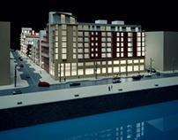 Hanover Quay Apartments