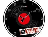 Swatch Clock Design