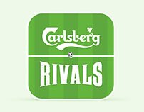 Carlsberg Rivals App (Pitch)