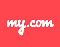My.com branding