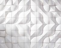 UNICO - 3D ceramic tiles