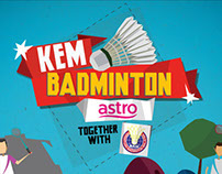 Kem Badminton Astro (just Concept Idea)