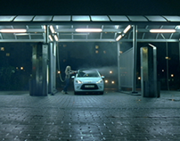 "CITROEN : ""car-wash"", ""drive in"", ""bar"""