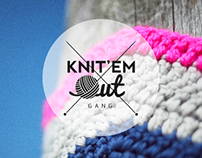 Knit'em Out - Yarn Bombing