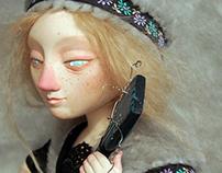 Kalinka doll
