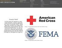 Red Cross & FEMA Research