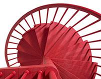 Techne Spiral Staircase