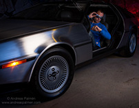 Back to the Future - DeLorean DMC